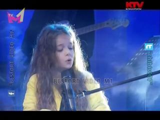 Erza Muqoli ne Oxygen KTV - Xhamadani vija vija
